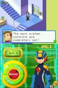 Mega Man Battle Network 5 - Double Team DS (USA)