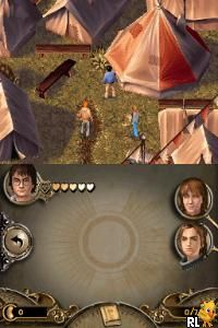 Harry Potter and the Goblet of Fire (Europe) (En,Fr,De,Es,It)