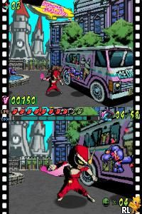 Viewtiful Joe - Scratch! (Japan)