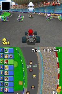 Mario Kart DS (USA) (En,Fr,De,Es,It)