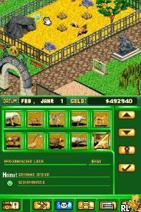 Zoo Tycoon DS (Europe) (Fr,De)