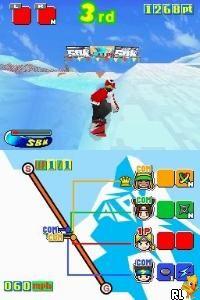 SBK - Snowboard Kids (USA)