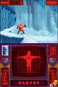 Incredibles, The - Rise of the Underminer (Europe) (En,Fr,De,Es,It)