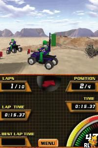 ATV Quad Frenzy (USA)