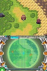 Zoids Saga DS - Legend of Arcadia (Japan)