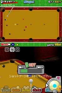 Billiard Action (Europe)
