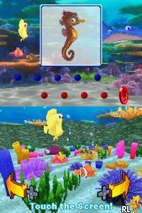 Finding Nemo - Escape to the Big Blue (USA)