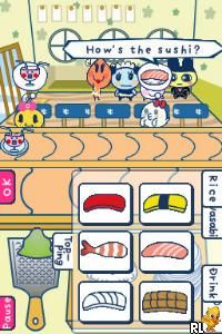 Tamagotchi Connexion - Corner Shop (Europe) (En,Fr,De,Es,It)