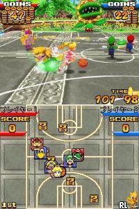 Mario Basket 3 on 3 (Japan)