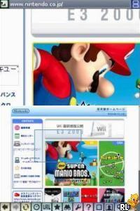 Nintendo DS Browser (Japan)