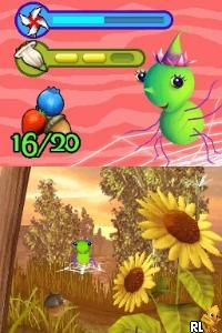 Miss Spider's Sunny Patch Friends - Harvest Time Hop and Fly (Europe) (En,Fr,De,Es,It,Nl)