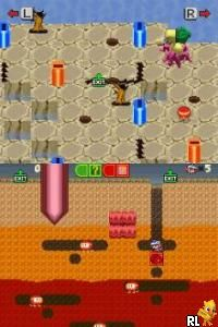 Dig Dug - Digging Strike (Europe)