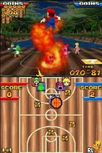 Mario Hoops 3 on 3 (USA)