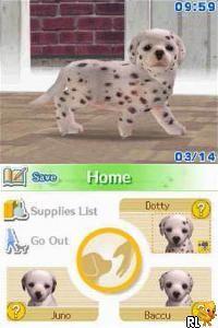 Nintendogs - Dalmatian & Friends (USA)