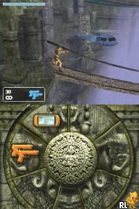 Lara Croft Tomb Raider - Legend (Europe) (En,Fr,De,Es,It)