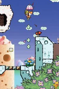 Yoshi's Island DS (USA)