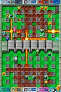 Bomberman Land Touch! (USA)