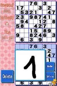 Essential Sudoku DS (Europe)