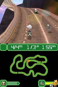 Crazy Frog Racer (Europe) (En,Fr,De,Es,It)