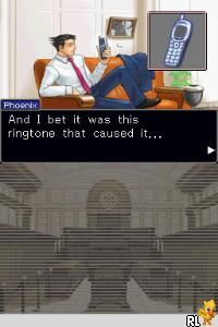 Phoenix Wright - Ace Attorney - Justice for All (USA)