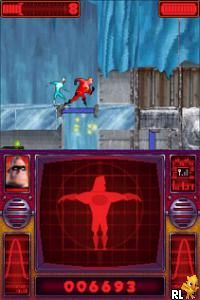 Incredibles, The - Rise of the Underminer (Europe)