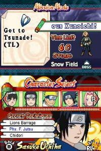 Naruto - Ninja Council 3 (USA)