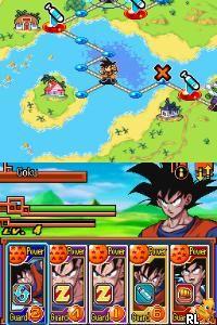 Dragon Ball Z - Harukanaru Densetsu (USA)