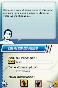 Code de la Route DS (France)
