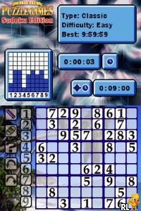 Ultimate Puzzle Games - Sudoku Edition (USA)