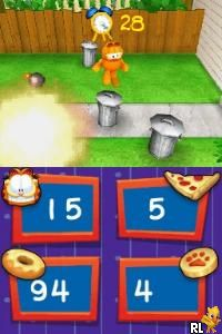 Play Nintendo Ds Garfield S Nightmare Usa En Fr Es Online In Your Browser Retrogames Cc
