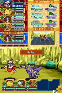 Digimon World - Dawn (USA)