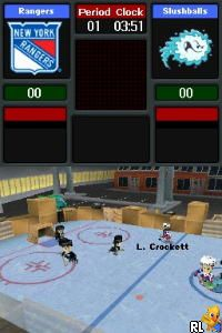 Backyard Hockey (USA)
