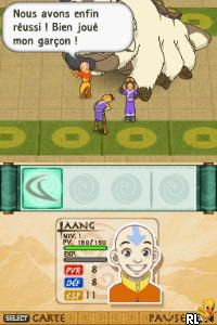 Avatar - The Legend of Aang - The Burning Earth (Europe) (Fr,Nl)