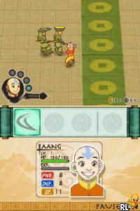 Avatar - The Legend of Aang - The Burning Earth (Europe)