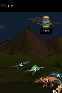 Clever Kids - Dino Land (Europe) (En,Fr,De,Es,It,Pt)