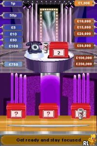 Deal or No Deal - The Official Nintendo DS Game (Europe)