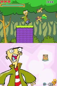 Ed, Edd n Eddy - Scam of the Century (USA)
