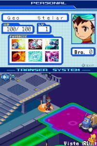 Mega Man Star Force - Pegasus (Europe) (En,Fr,De,Es,It)