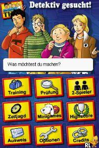 Fall fuer TKKG, Ein - Detektiv Gesucht! (Germany)