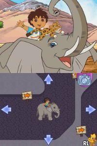 Go, Diego, Go! - Safari Rescue (USA)