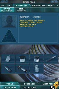 CSI - Crime Scene Investigation - Dark Motives (USA) (En,Fr,De,Es,It)