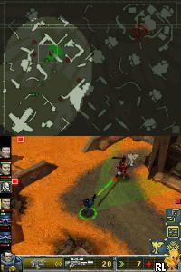 Warhammer 40,000 - Squad Command (Europe) (En,Fr)
