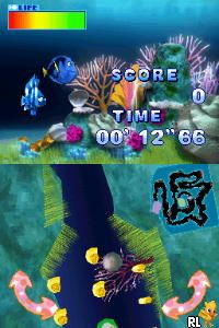 Finding Nemo - Escape to the Big Blue (Europe) (Fr,Nl)