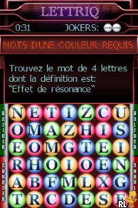 Lettriq - Evaluez Votre QI Lettrique (France)