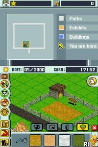 Zoo Tycoon 2 DS (USA)