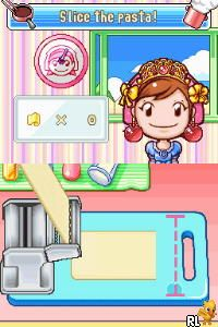 Cooking Mama 2 - Dinner with Friends (Europe) (En,Fr,De,Es,It)