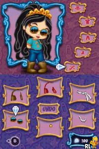 Bratz - Super Babyz (Europe) (En,Fr)