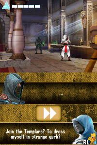 Assassin's Creed - Altair's Chronicles (Europe) (En,Fr,De,Es,It)