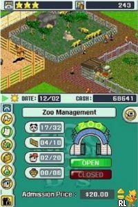 Zoo Tycoon 2 DS (Europe) (En,Fr,De,Es,It)