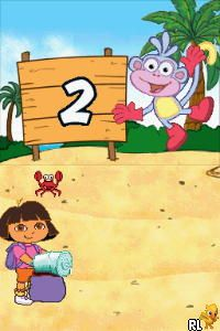 Dora the Explorer - Dora Saves the Mermaids (Europe)